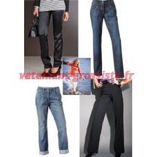 Marques allemandes Jeans Mix