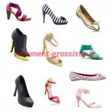 Chaussures marque Liquidation Mix