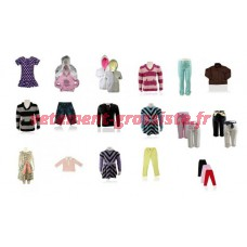 Enfants Marques Mix (pantalons, pull-over ..)