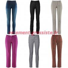 Pantalons mélanger correspondance