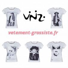 Dames Vinizi Mix T-shirt