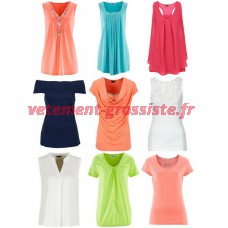 Tops Summer Mix T-shirts et tops dames