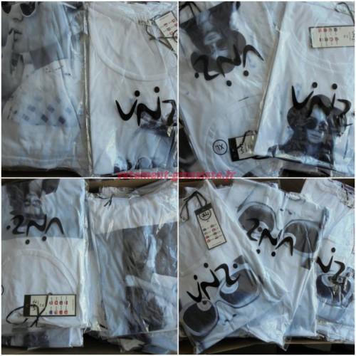 Bonnes affaires d'été Vinizi T-shirts - RRP 25 EURO