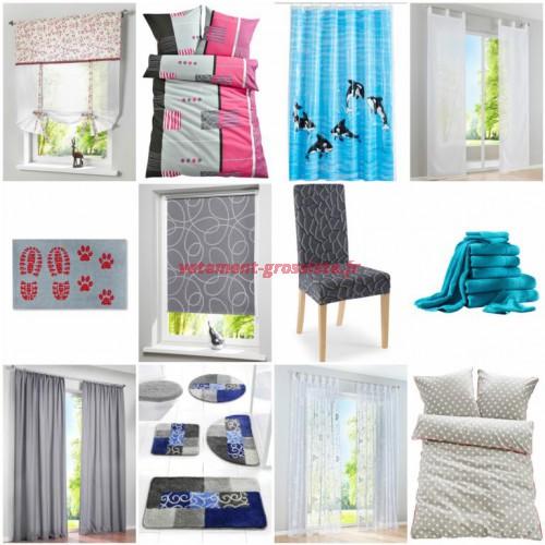 Accueil Textiles Mix - etc rideaux, tapis, literie ou tapis, rideau de douche