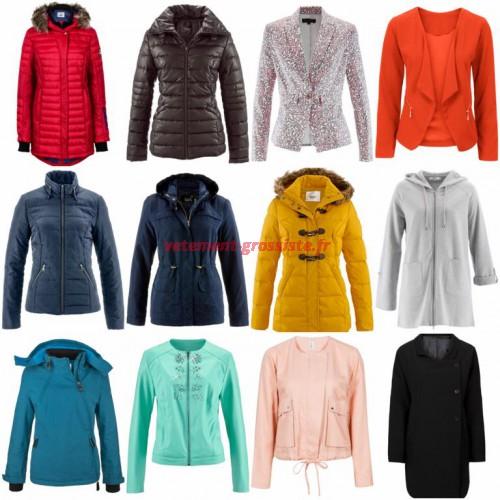 Marque Vestes Blazer Femme automne hiver