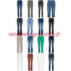 Femmes Jeans Mix