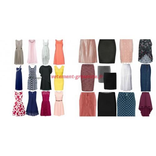 Robes Femmes Jupes Mix