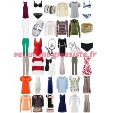 Vêtements Closeout Spécial Chaussures Accessoires Mix