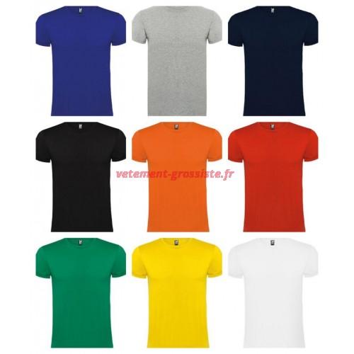 Enfants T-Shirts Hauts Garçons Filles Basics Coton