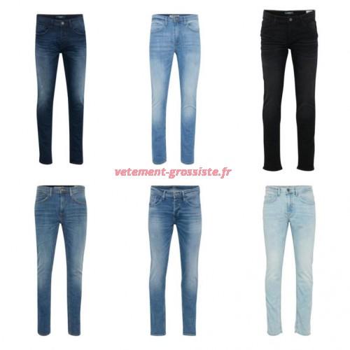 Blend Hommes Jeans Pantalons Mix Remnants