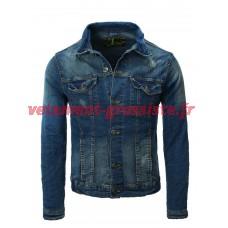 Veste en jean pour homme EIGHT2NINE denim jacket