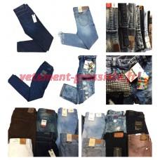Jeans pour femmes Mix Tommy Hilfiger Jeans Pepe Wrangler Magnifique Tom Tailor Marc OPolo Desigual