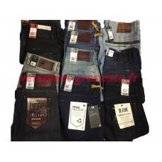 G-Star Jeans Hommes Marques Pantalons Marque Jeans Mix
