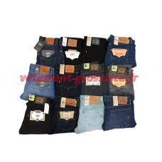 Levis Jeans Hommes Marques Pantalons Marque Jeans Mix