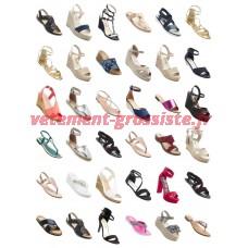 Chaussures femmes Chaussures été Sandales Thong Sandales Mules Sandales Espadrilles Summer Mix