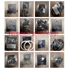 Tom Tailor Accessoires Mix Mix Bracelet Boucles doreilles Anneaux