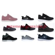 Kangourous Chaussures Sneaker Chaussures de Sport Marque Mix
