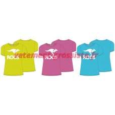 Kangourous T-shirts Femme Hauts Marques
