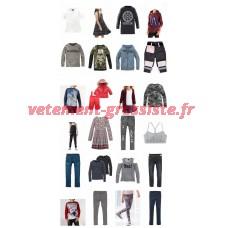 Vêtements pour enfants Palettes Marques Mode pour enfants Buffalo Bench etc
