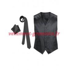 Ensemble de vêtements pour hommes avec cravate et costume daffaires