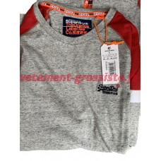 Superdry pull hommes pull manches longues