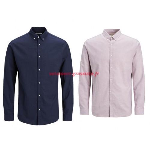Chemises Jack & Jones pour hommes