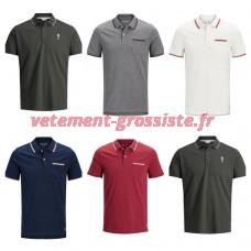 Jack & Jones Polos Polo Shirt Mix pour hommes