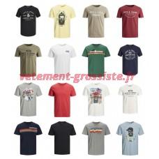 Jack & Jones T-shirts homme Mix