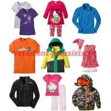 Vêtements grossiste pour enfants Mix
